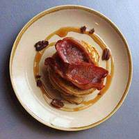 Bacon Pancakes at If Coffee Bar