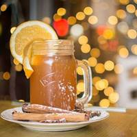 Mulled Cider at The Pudding Pantry