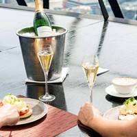 Al Fresco Brunch at Helix Restaurant at The Gherkin