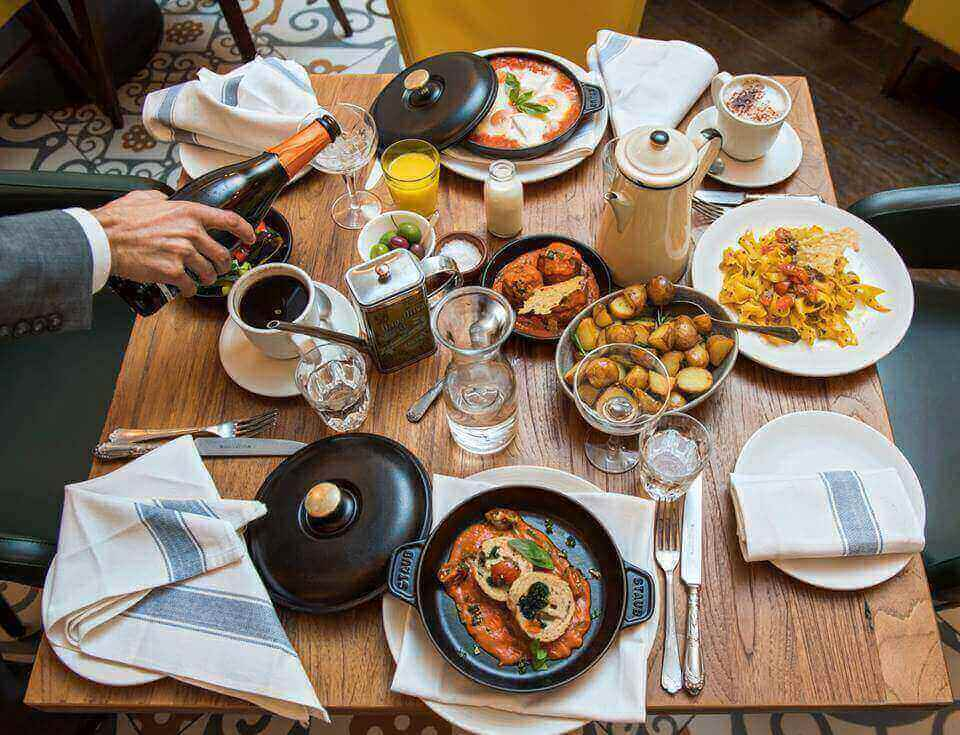 Where to Brunch this summer holidays