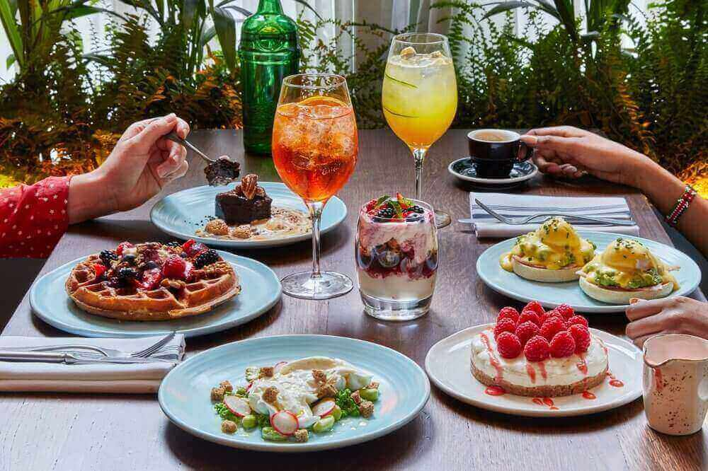 Power Brunch at Rake's London