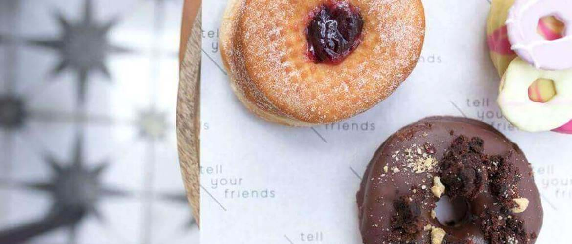 Donuts at Tell Your Friends