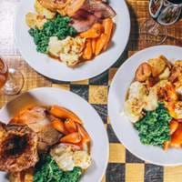 Trio of Sunday Roasts