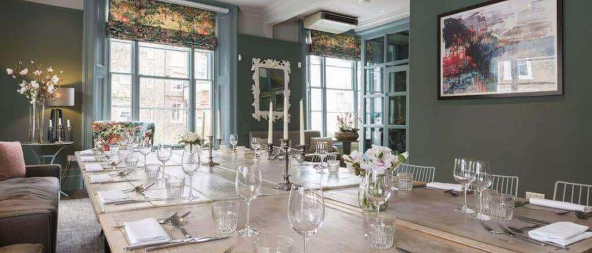 Private Dining at The Phene