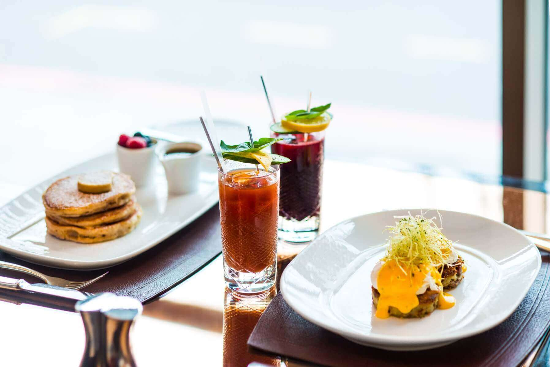 CUT at 45, Park Lane, Luxury Brunch, Luxury Breakfast, Brunch in Mayfair, 5* Hotel