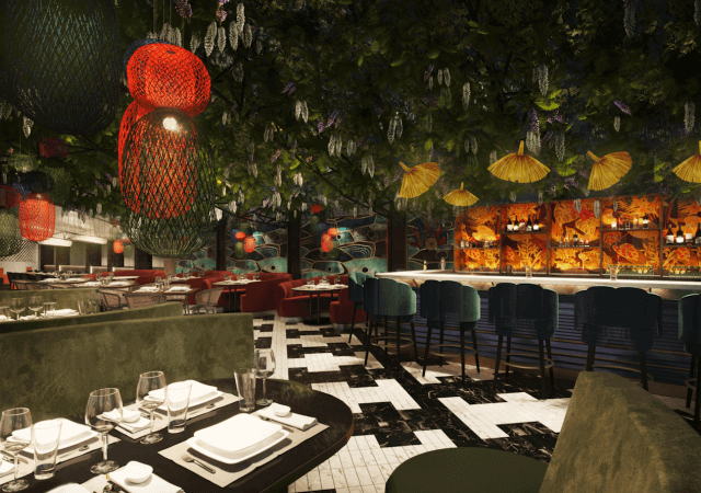 Preview of Sushisamba's Inside