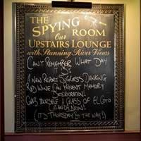 The Spying Room