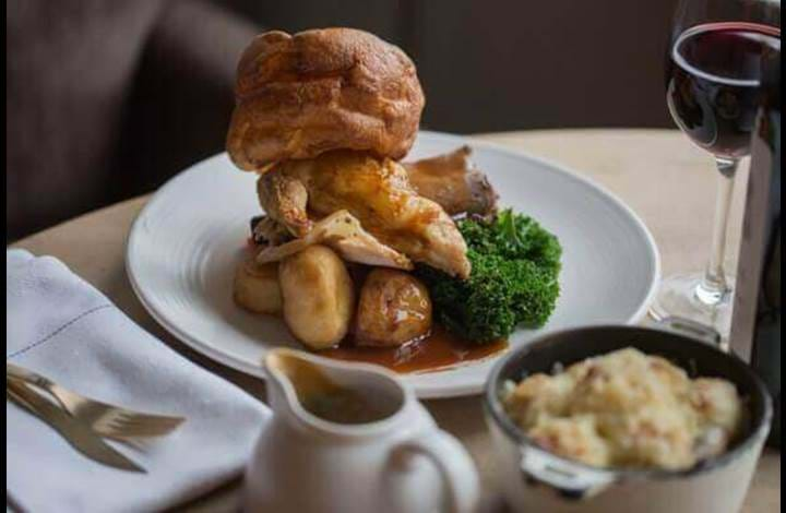 Sunday Roast at Morpeth Arms