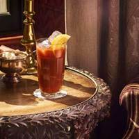 Bloody Mary at Zetter Hotel