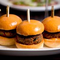 Wagu Beef Sliders