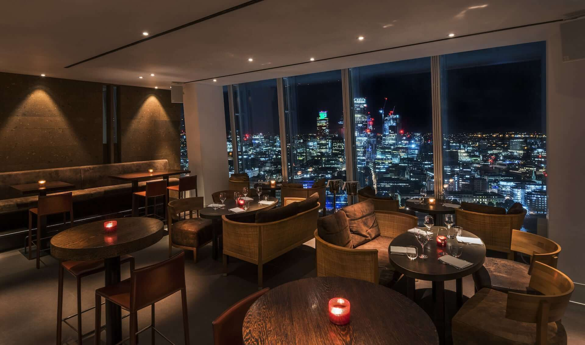 A Guide to Brunch at The Shard | UK Premier Brunch Guide