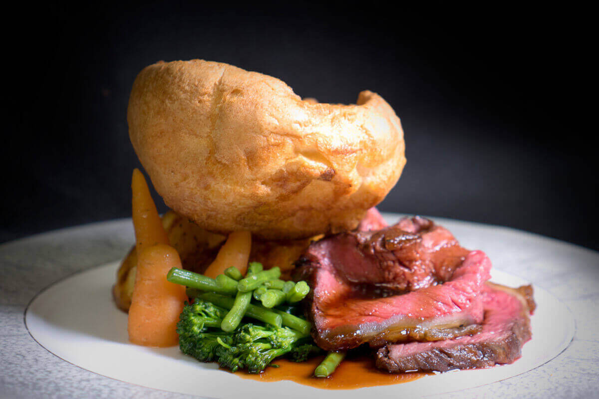 Sunday Roast at The Lowry