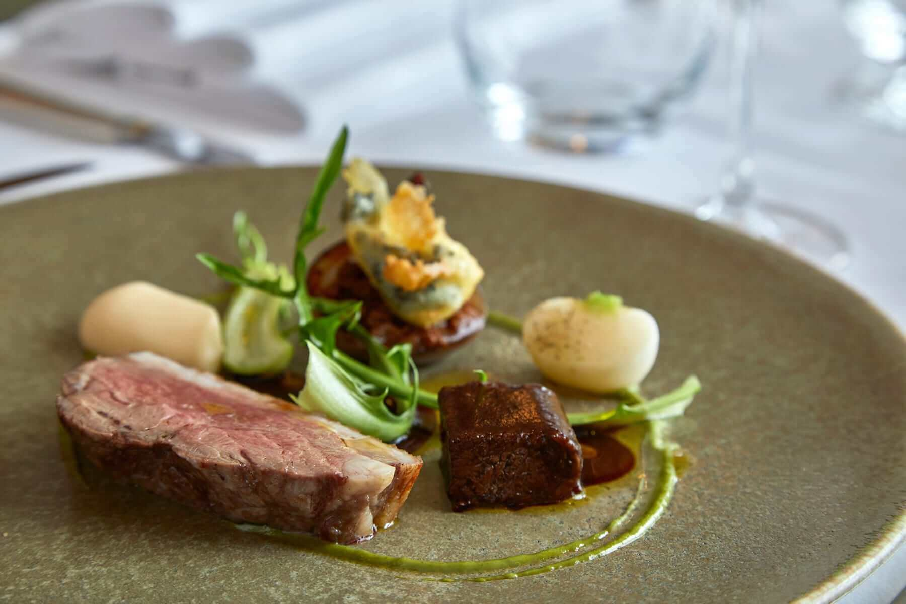 Sunday Lunch deal at Galvin at Windows London