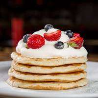 Pancakes at 28 West Bar