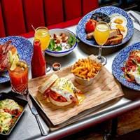 Bottomless Brunch at Blues Kitchen