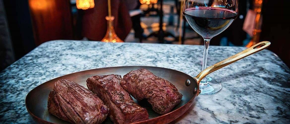 Premium Meat at Alston Bar and Beef