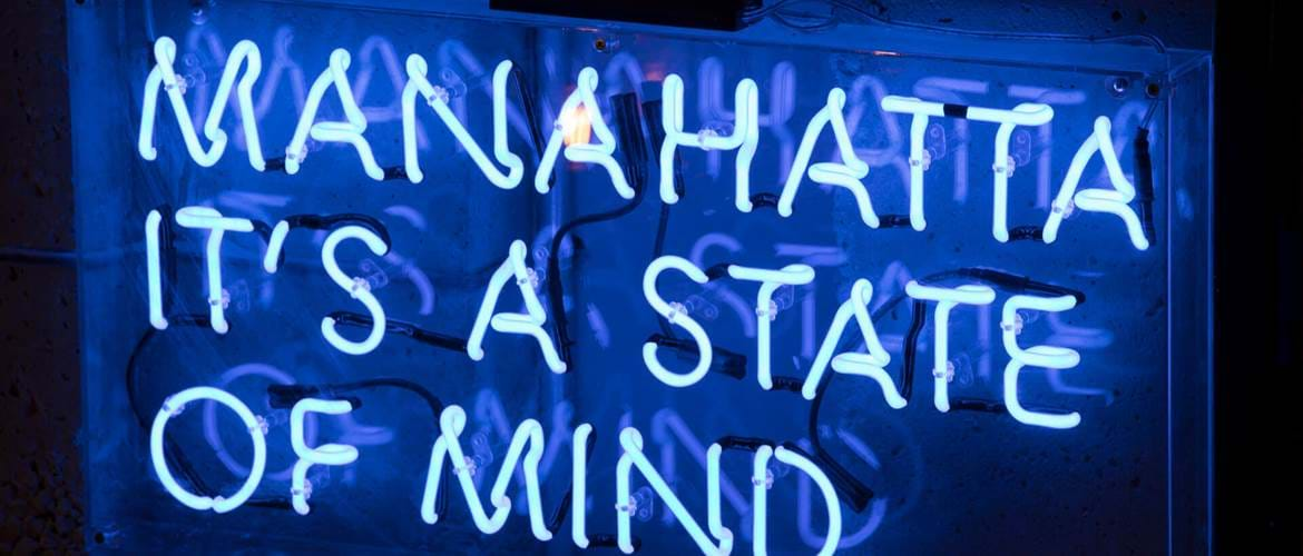 Manahatta State of Mind