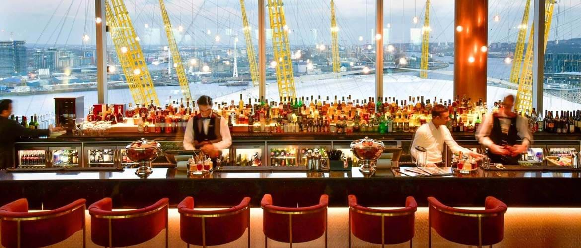 The Bar at Market Brasserie at Intercontinental London