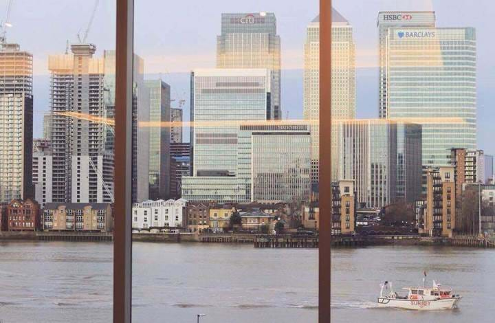 The View from Market Brasserie at Intercontinental London