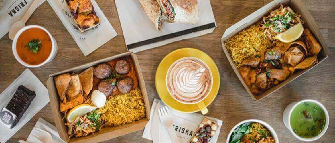 Friska Breakfast Boxes Bristol