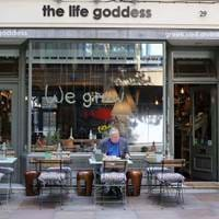 Exterior at The Life Goddess