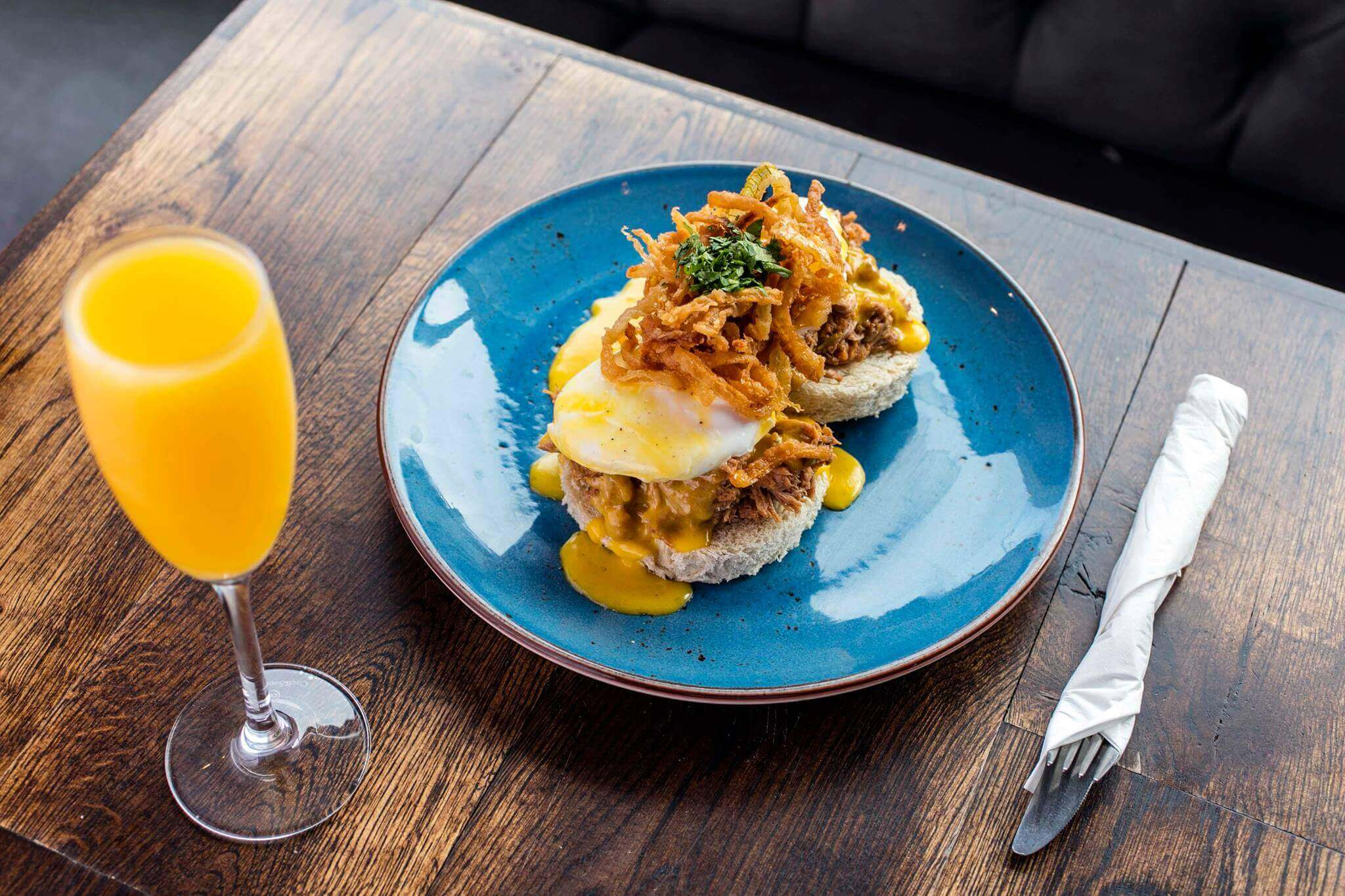 Best Bottomless Boozy Brunch Dublin