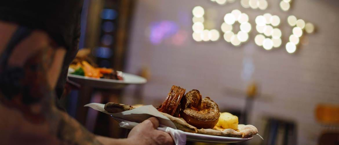Sunday Roast at Lost & Co Battersea