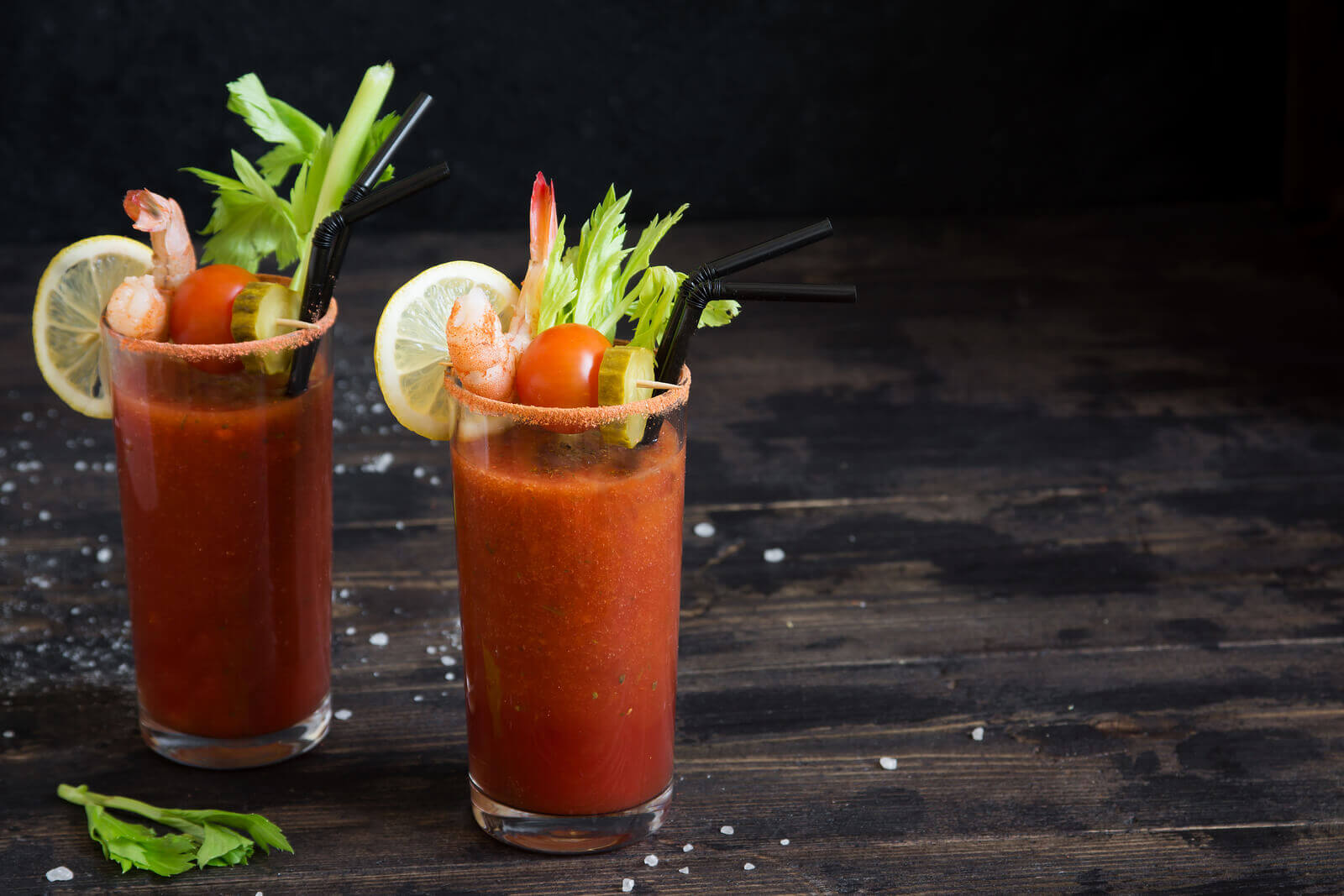 Happy New Year! A Bloody Mary Brunch recipe for 2019