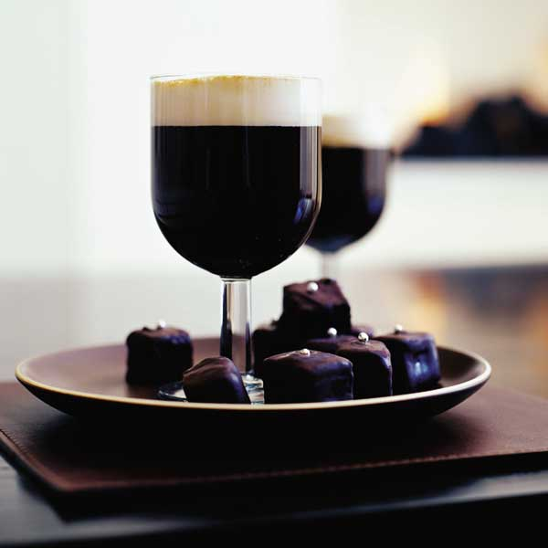 Baileys Irish Coffee - Festive Winter Warmer Drinks for Christmas Brunch