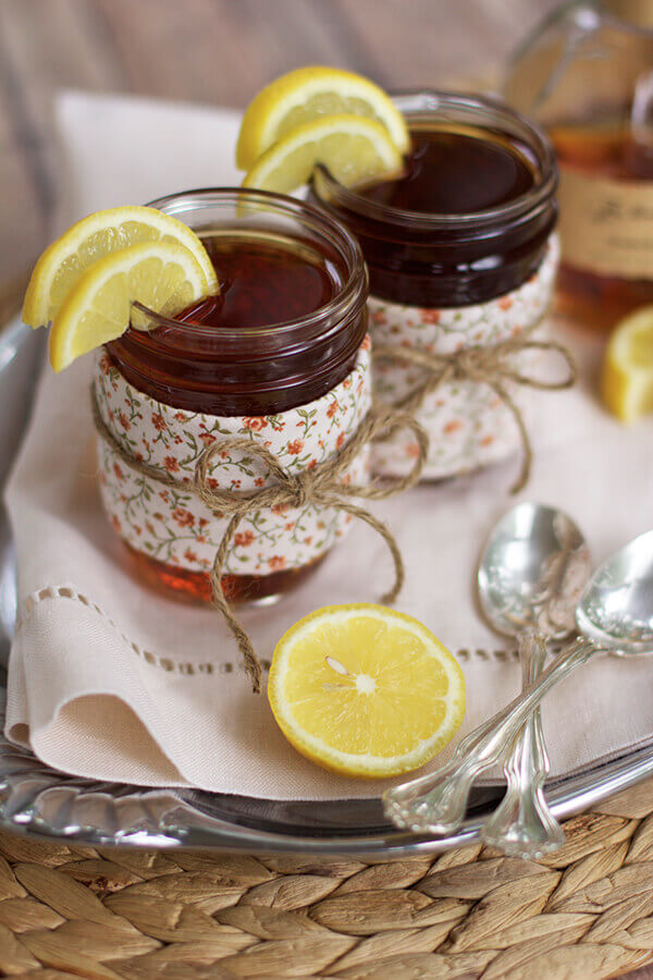 Earl Grey Hot Toddy - Festive Winter Warmer Drinks for Christmas Brunch