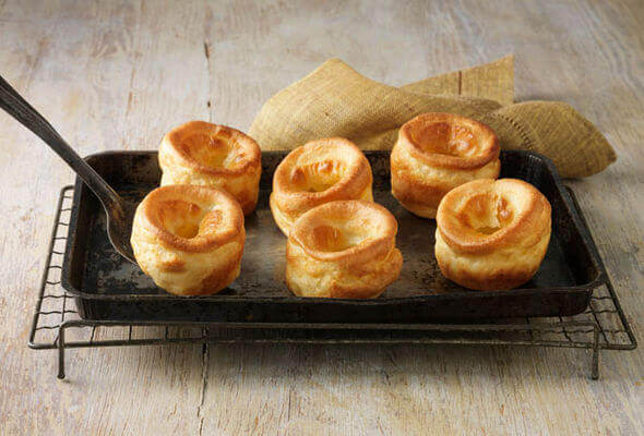 Yorkshire Puddings Picture, Sourced From Express.co.uk, Perfect For a Roast Dinner at Christmas