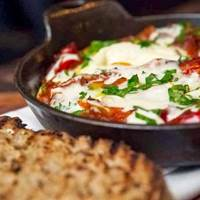 Shakshuka at Pigeon House - Dublin