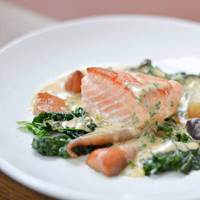 Salmon at Walcot House - Bath