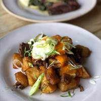 Brisket Hash at The Tavern - Cheltenham