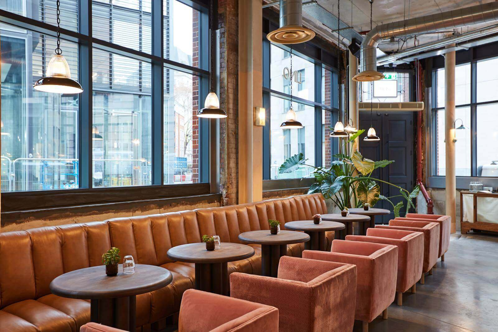 LINO London boasts re-purposed furniture for the eco-friendly and conscious, Brunch venu