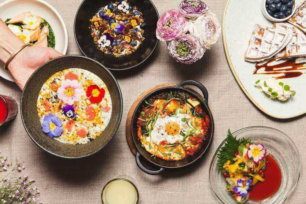 Exotic Brunches at Pachamama thanks to its South American Influence