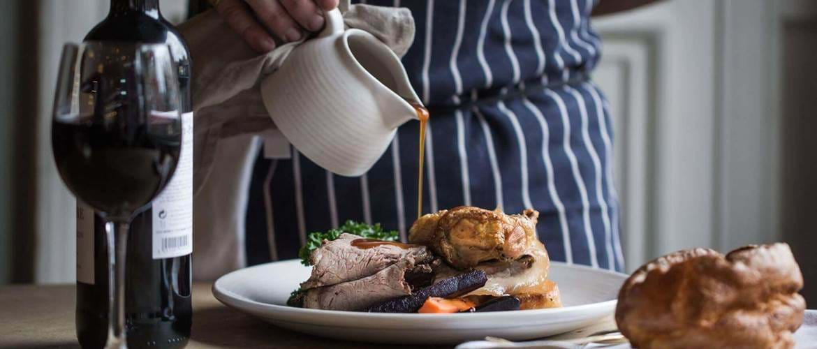 Roast Beef at The Grange Ealing