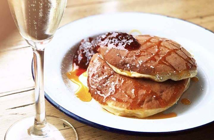 Pancakes and Prosecco Brunch at Tanyard Lane Bar and Kitchen