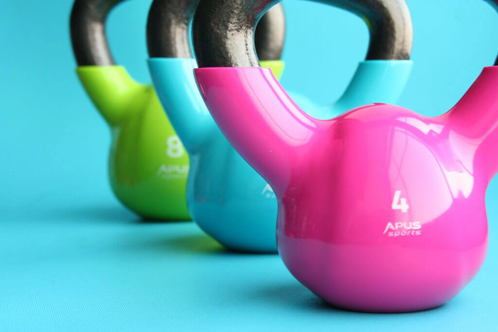 Kettlebells and Exercise is The Perfect Way to Beat the Blue Monday January Blues