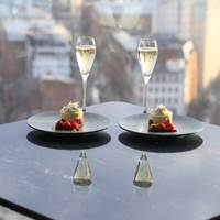 Brunch with a View at 20 Stories in Spinningfields, Manchester