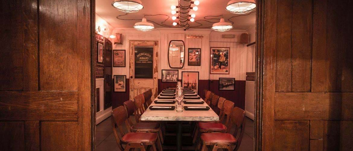 Private Dining at MARKET Restaurant and Bar in Brighton