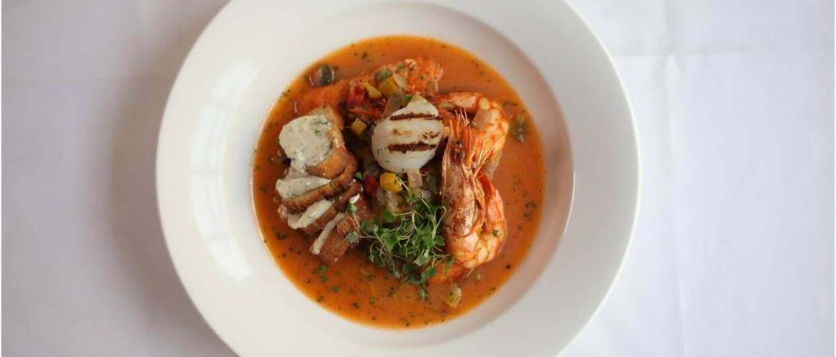 Bouillabaisse at English's of Brighton