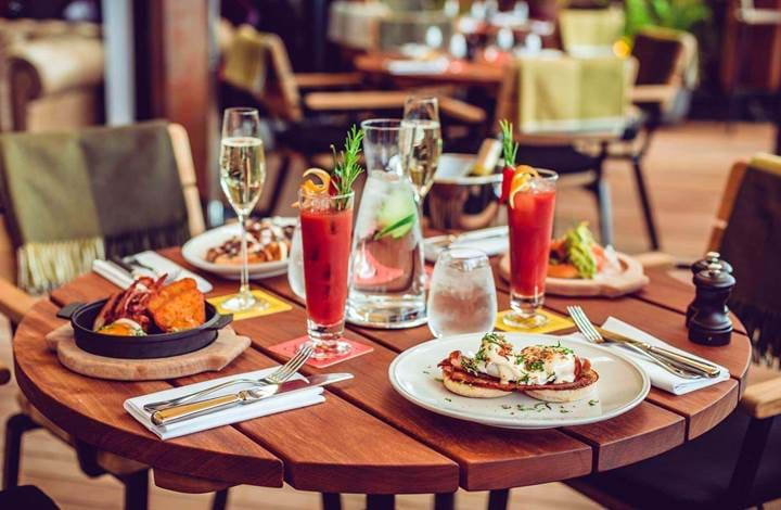 Sharing Brunch at East 59th - Leeds