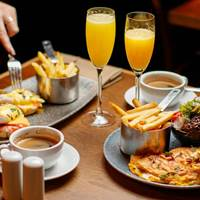 Brunch at Brasserie Sixty6, Dublin