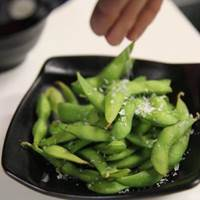 Edamame Brunch at Tootoomoo in Islington