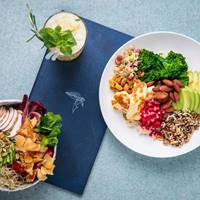 Healthy Dishes at Bluebird White City
