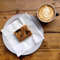 Cake and Coffee at Blas Cafe Dublin, Breakfast and bottomless Brunch in Dublin, Brunch in Dublin