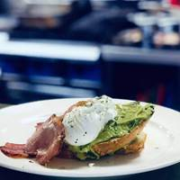 Avo Toast at 88 Walcot House in Bath