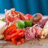 Charcuterie at 88 Walcot House in Bath