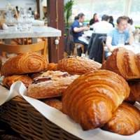 Pastries at Summerhouse in London